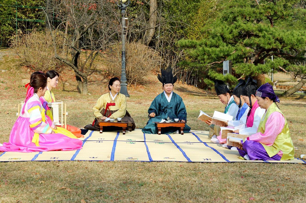 Fakta Menarik Baju Hanbok