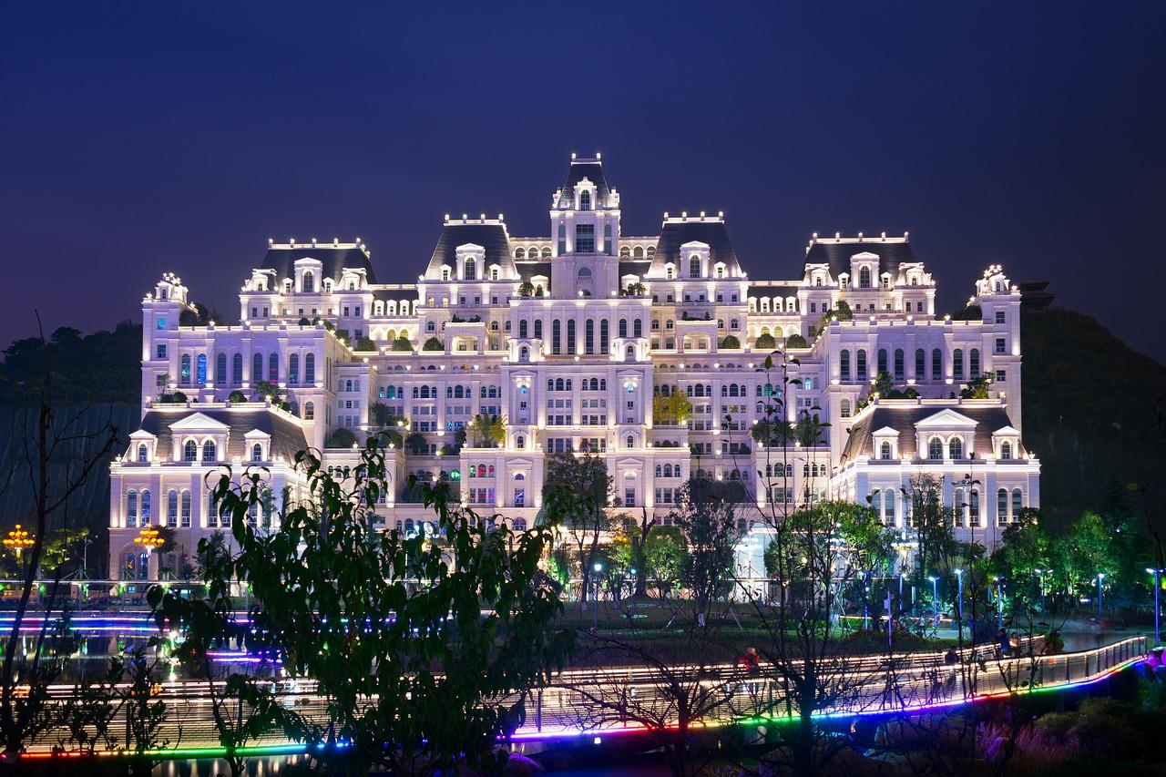 Kota Tercantik di Cina